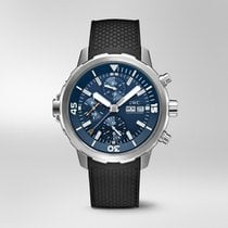 IWC Aquatimer Chronograph new 2019 Automatic Chronograph Watch with original box and original papers IW376805