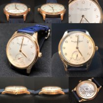 IWC Portuguese Automatic Rose gold 35mm Silver Arabic numerals United States of America, New York, Tarrytown