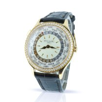 Patek Philippe Women's watch World Time 36mmmm Automatic pre-owned Watch with original box and original papers 2016