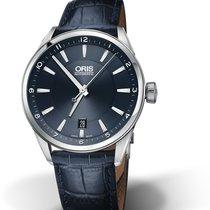 Oris Artix Date Steel 39mm Blue
