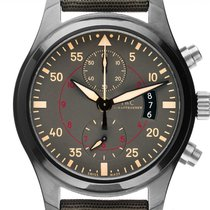 IWC Pilot Chronograph Top Gun Miramar new Automatic Chronograph Watch with original box and original papers IW388002