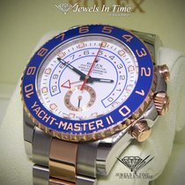 Rolex Yacht-Master II Gold/Steel 44mm White United States of America, Florida, 33431