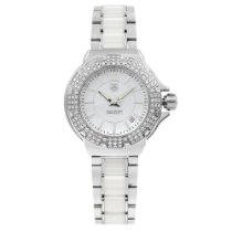 TAG Heuer Formula 1 Lady Steel 36mm White United States of America, New York, New York
