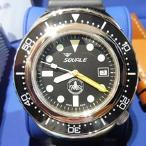 Squale Steel Automatic Squale 101 Atmos Polipetto new
