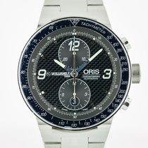 Oris Williams F1 Steel 45mm Black United States of America, California, Pleasant Hill