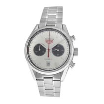 TAG Heuer Carrera Steel 40mm Silver United States of America, New York, New York