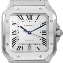 Cartier Santos (submodel) nov 2018 Automatika Sat s originalnom kutijom i originalnom dokumentacijom WSSA0009 4072