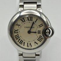 Cartier Ballon Bleu 28mm Steel 28mm Silver Roman numerals United States of America, Texas, Houston