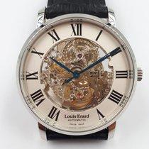 Louis Erard Excellence Aluminio 40mm Blanco Romanos