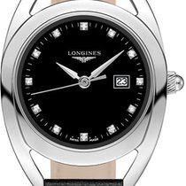 Longines Equestrian Steel 30mm Black United States of America, New York, Airmont