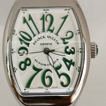 Franck Muller Vanguard Steel 32mm Silver Arabic numerals United States of America, Florida, Miami