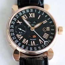 Ryser Kentfield Rose gold 46mm Manual winding RK S6000 new