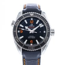 Omega Seamaster Planet Ocean Steel 37.5mm Black United States of America, Georgia, Atlanta