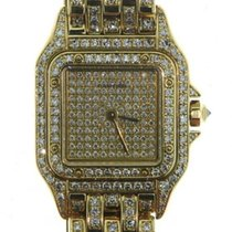 Cartier Panthère Gold