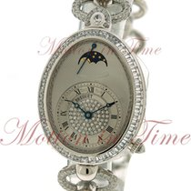 Breguet Reine de Naples White gold 30.5mm Mother of pearl Roman numerals United States of America, New York, New York