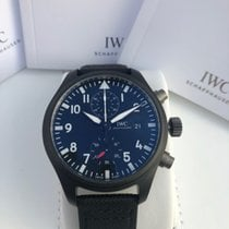 IWC Pilots Watch Chronograph Top Gun