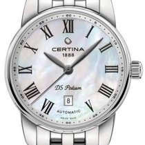 Certina DS Podium Lady Automatik Damenuhr C001.007.11.113.00