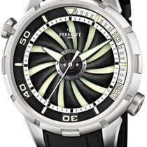 Perrelet Turbine Diver new 2012 Automatic Watch with original box A1066-1