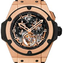 Hublot King Power 708.PX.0180.RX New Rose gold Manual winding United States of America, New York, Brooklyn