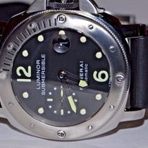 Panerai Luminor Submersible PAM00024 Stainless Steel Automatic