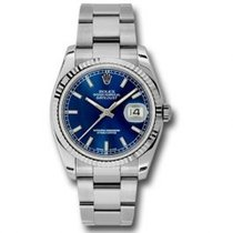 Rolex Datejust 116234 BLSO new
