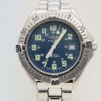 Breitling Colt Quartz Blue Dial 38mm