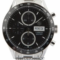 TAG Heuer Carrera Calibre 16 pre-owned 41mm Steel