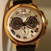 Chopard L.U.C 161928-5001 Chopard L.U.C ONE CHRONO Oro Rosa Argento 44mm new