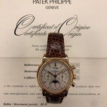 パテック フィリップグランド コンプリケーション ・中古・時計 (説明書付き、化粧箱入り)・46,5 mm・ピンクゴールド
