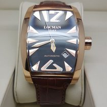 Locman Rose gold 37mm Automatic 152 pre-owned United Kingdom, West Sussex