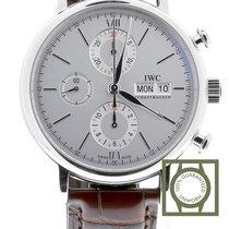IWC Portofino Chronograph IW391027 2020 новые