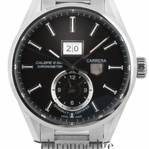 TAG Heuer Carrera Calibre 8 occasion 41mm Acier
