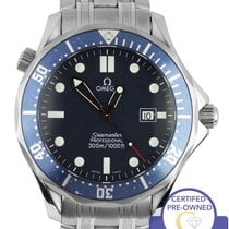 Omega 2541.80 Steel Seamaster 41mm pre-owned United States of America, New York, Lynbrook