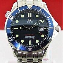 Omega Seamaster Professional 2221.80 Bond Blue Diver Quartz...