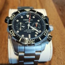 Certina Chronograph Automatik 2016 neu DS Action Schwarz
