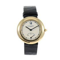 Chaumet Yellow gold 35mm Automatic 12A-521 pre-owned