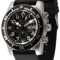 Zeno-Watch Basel Airplane Diver Steel