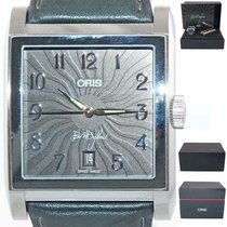 Oris 38mm Automatic pre-owned Black