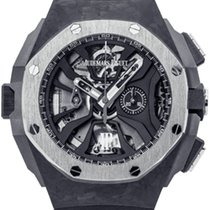 Audemars Piguet 26221FT.OO.D002CA.01 Włókno węglowe Royal Oak Concept 44mm