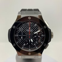 Hublot Big Bang 44 mm Stål 44mm Svart Arabisk