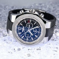 Breitling Bentley GMT Steel 49mm Black No numerals United States of America, New York, NewYork