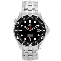 歐米茄 Seamaster Diver 300 M 鋼 41mm 黑色