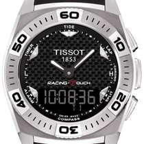 Tissot Racing-Touch Zeljezo 43mm Crn