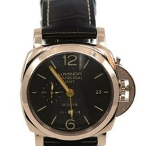 Panerai Rose gold 44mm Manual winding PAM 00576 pre-owned