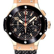 Hublot Big Bang 44 mm Rose gold 44mm Black Arabic numerals