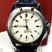 Tissot PR 100 Zeljezo 38mm Bjel Bez brojeva