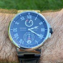 Ulysse Nardin Marine Chronometer Manufacture 1183-126/42 2014 подержанные