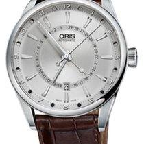Oris Artix指针钢42mm银美利坚合众国,佛罗里达州,迈阿密