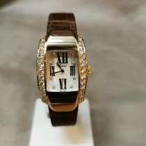 Chopard La Strada Or rose 26.10mm Nacre Romain France, paris