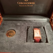 Chronoswiss Imperia Rose gold Silver